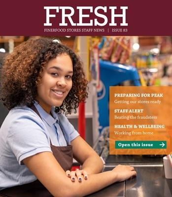 FinerFood Fresh Magazine