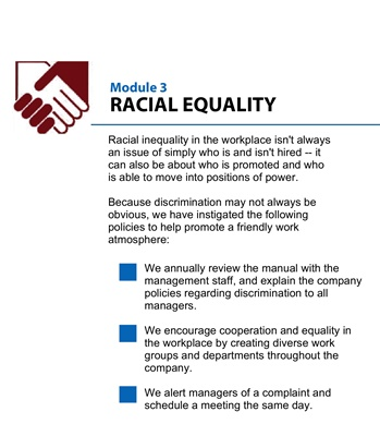 racial inequality in the workplace essay