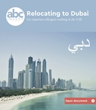 Relocating to Dubai - 2016