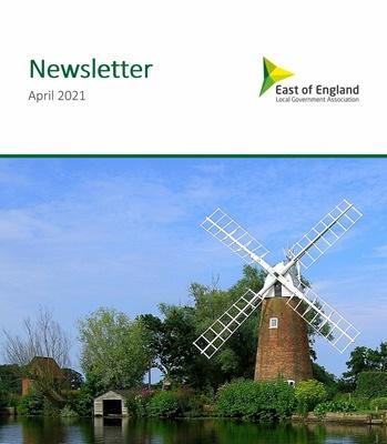 Newsletter April 2021 - 1