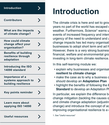 Introduction to Climate Resilience | JBA Consulting