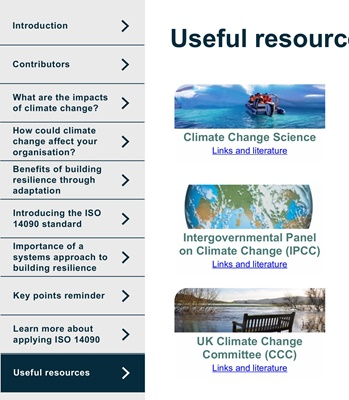 Useful Climate Change Resources | JBA Consulting