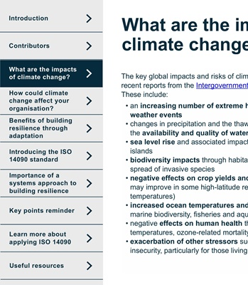 Impacts of Climate Change | JBA Consulting