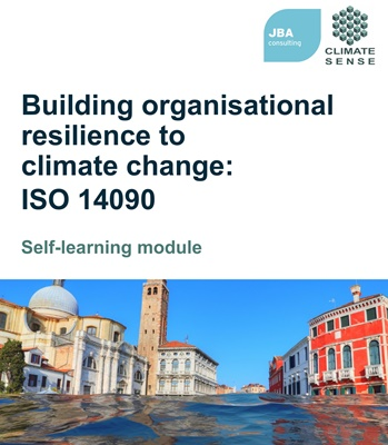 Organisational Resilience to Climate Change
