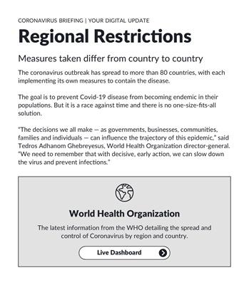 Regional Measures