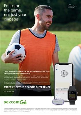 insulin pump, Dana RS system, artificial pancreas, Advanced Therapeutics UK, CamAPS FX, Dexcom G6