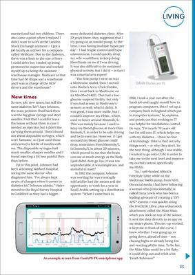 Diabetes management equipment, my diabetes kit, desang diabetes magazine
