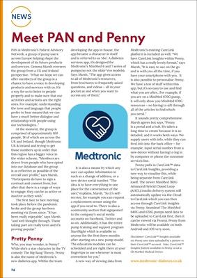 Medtronic Penny App