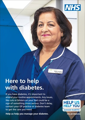NHS diabetes care