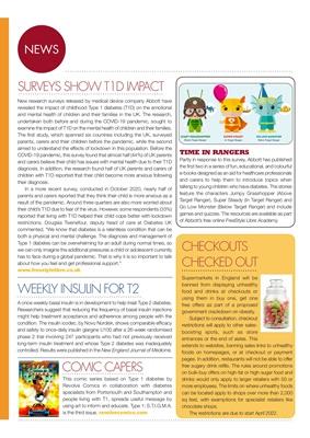Diabetes kit, diabetes magazine diabetes information