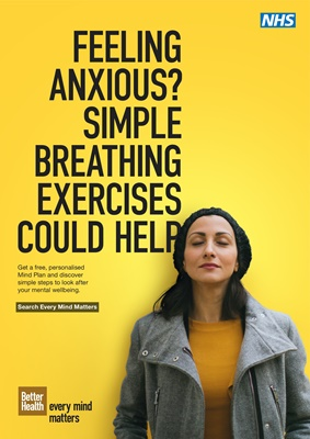 NHS stay well mental health Covid 19