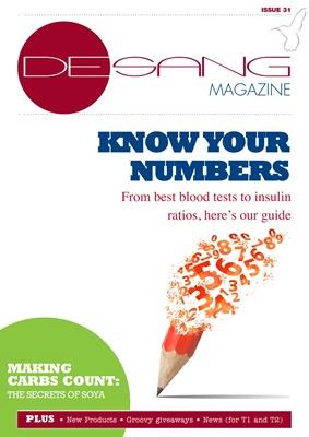Desang Diabetes magazine