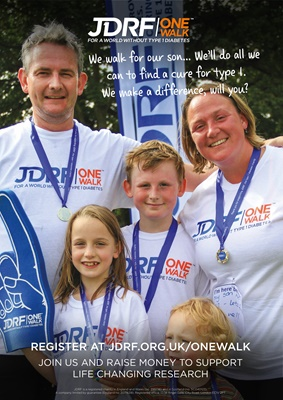 JDRF UK One Walk