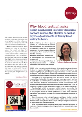 Blood test meters, nothing beats a blood test, CGM