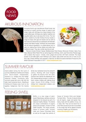 Desang diabetes magazine, diabetes food news