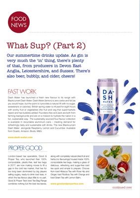 Desang diabetes magazine, diabetes food news