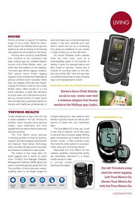 blood glucose monitoring, Accu-Chek Proforma Nano, Accu-Chek Aviva Expert, Accu-Chek Mobile, mySugr,