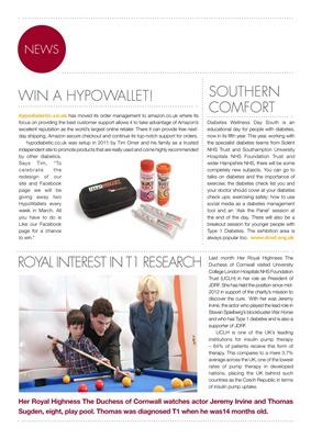 diabetes news, desang online magazine