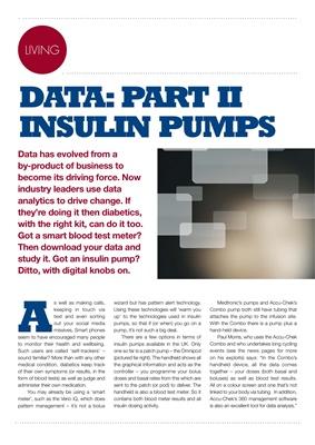 diabetic insulin pumps