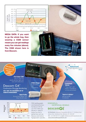 diabetes information insulin pumps Animas Vibe
