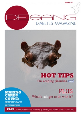 Desang online diabetes magazine