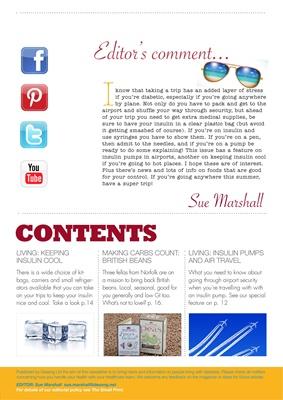 Desang online diabetes magazine