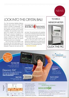 DRWF's Crystal Ball Type 1 diabetes