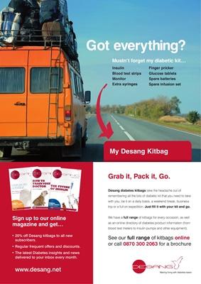 Desang kitbags Desang online magazine