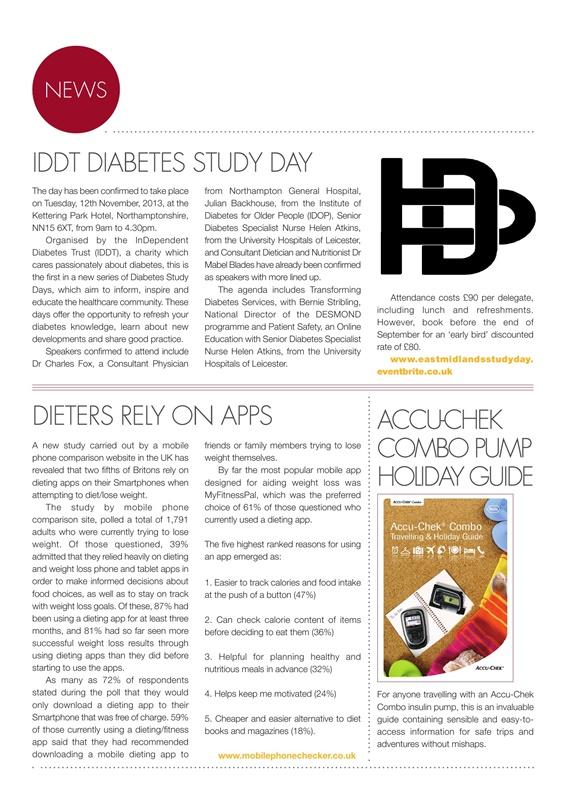 diabetes news