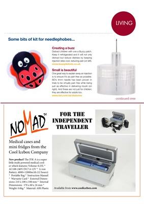 diabetes kit for needlephotics