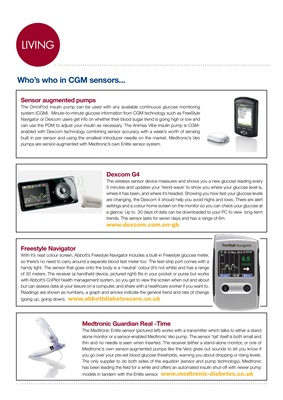 continuous glucose monitoring, CGM