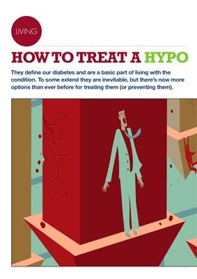 hypos, diabetes and hypoglycaemia