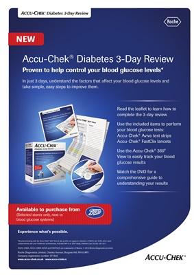 Accu-Chek blood test meters