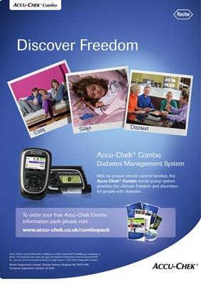 Accu-Chek Combo insulin pump, insulin pumps, insulin infusion sets