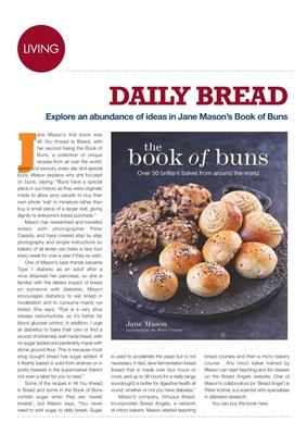 diabetic diet, diabetes and bread, jane mason, bread angels, virtuous bread