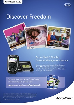 Accu-Chek Combo insulin pump