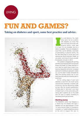 Sport and diabetes