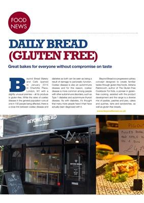 Beyond bread gluten-free bakery coeliac disease and diabetes
