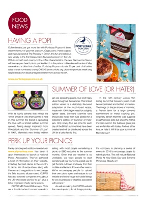 Desang magazine food news