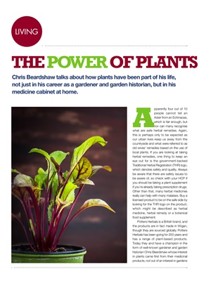 The Power of Plants, Chris Beardshaw