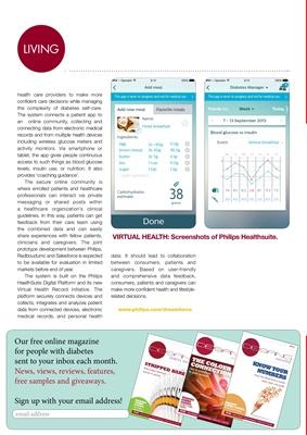 diabetes health apps