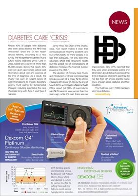 Dexcom continuous blood glucose monitoring