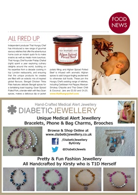 diabetic ID jewellery