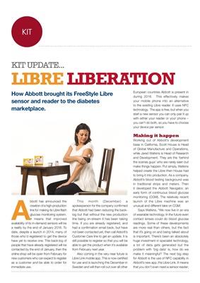 Abbott Freesstyle Libre
