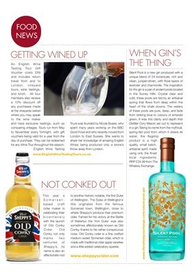 Desang Magazine food news