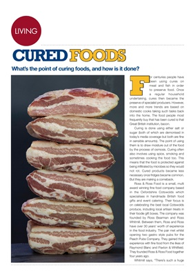 cured food, diabetes food, diabetes food news, desang diabetes magazine food news