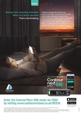 Ascensia Contour Next One, blood test meter, Contour Diabetes App