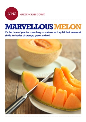 Making Carbs Count Melons