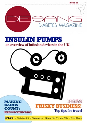 Desang Diabetes Magazine Diabetes Information