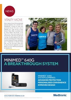 Medtronic Minimed 640G insulin pump